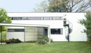 Woning ontworpen door Walter Gropius
