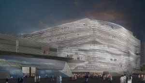 Padiglione Expo, Milan