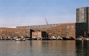 Piraeus gebouw, Amsterdam