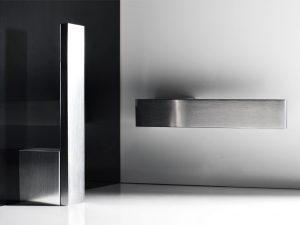 Deurkruk Total, ontworpen door Rodolofo Dordoni voor Olivari