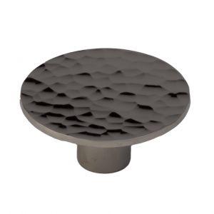 Knop Luna nikkel Ø60mm