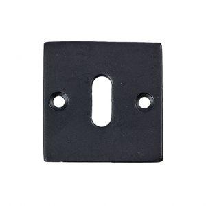 sleutelrozet-vierkant-zwart